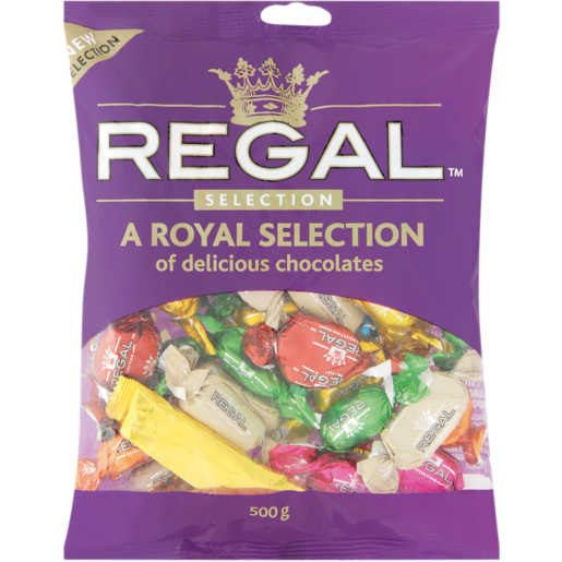Regal A Royal Selection Of Delicious Chocolates