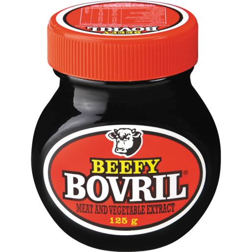 Bovril Beefy Meat & Vegetable Extract 125g