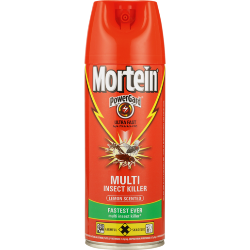 Mortein Ultrafast Lemon Scented Insecticide 300ml