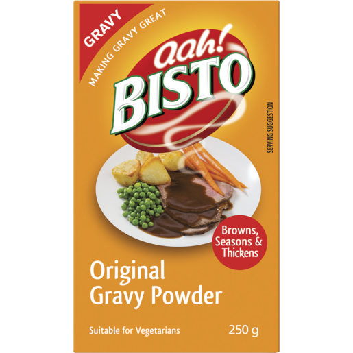 Bisto Original Gravy Powder 250g