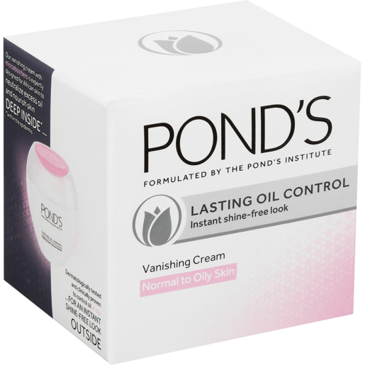 Pond's Normal To Oily Skin Vanishing Cream 50ml