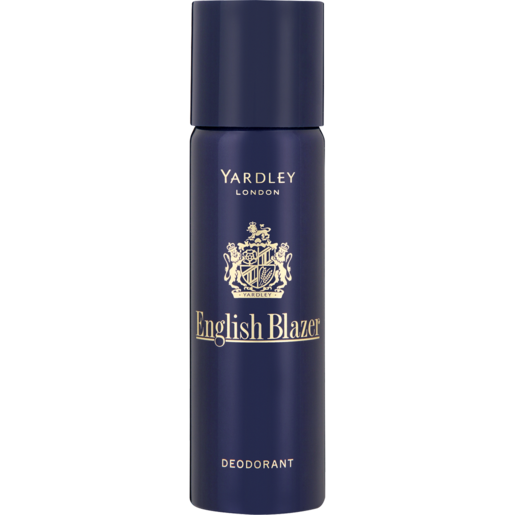 Yardley English Blazer Original Men's Deodorant 125ml
