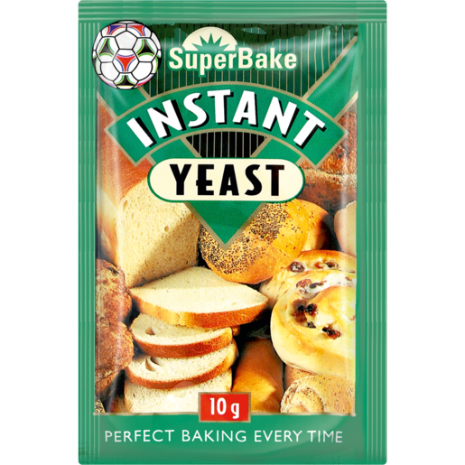 Superbake Instant Yeast 10g