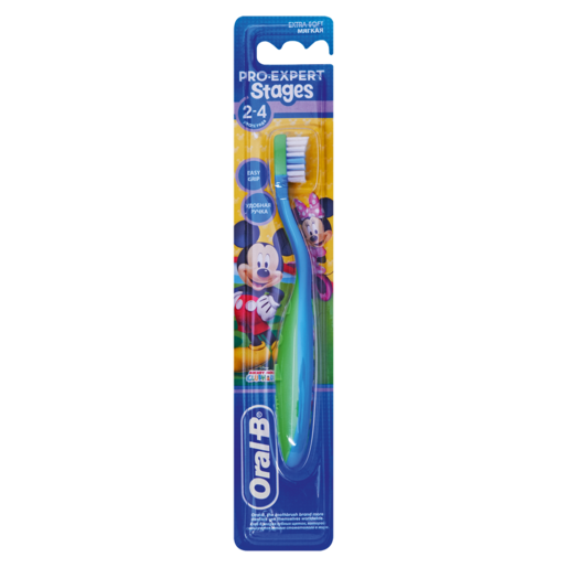 Oral-B Pro Expert Stages 2-4 Toothbrush