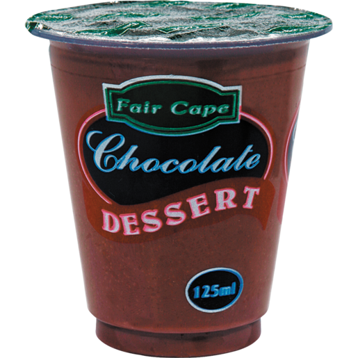 Fair Cape Chocolate Dessert 125ml