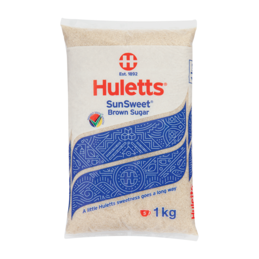 Huletts Sun Sweet Brown Sugar 1kg