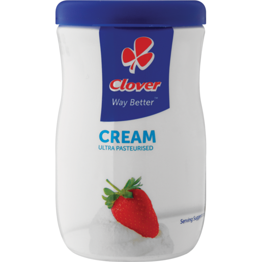 Clover Original Cream 250ml