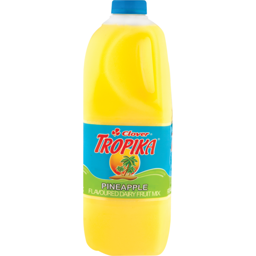 Clover Tropika Pineapple Flavoured Dairy Fruit Mix 2L