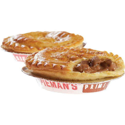 Pieman's Frozen Prime Steak Pie