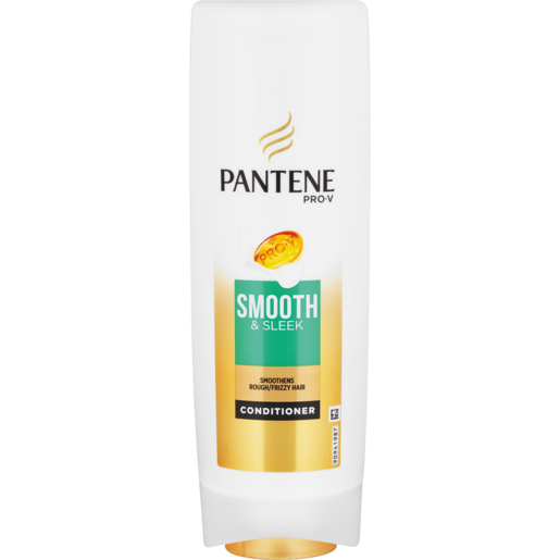 Pantene Smooth & Sleek Hair Conditioner 400ml