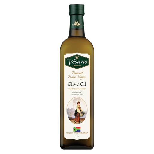 Vesuvio Natural Extra Virgin Olive Oil 1L