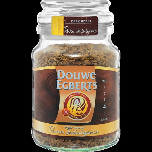Douwe Egberts Pure Indulgence Dark Roast Instant Coffee 200g Instant Coffee Coffee Drinks Checkers Za