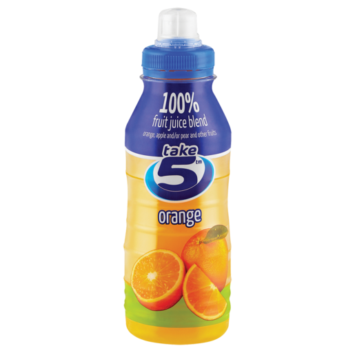 Take 5 Orange 100% Fruit Juice Blend 300ml