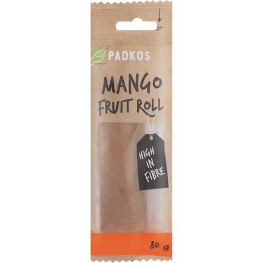 Padkos Mango Fruit Roll 80g