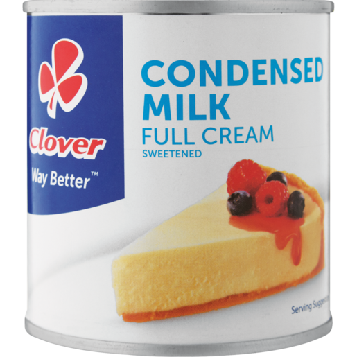Clover Full Cream Condensed Milk 385g