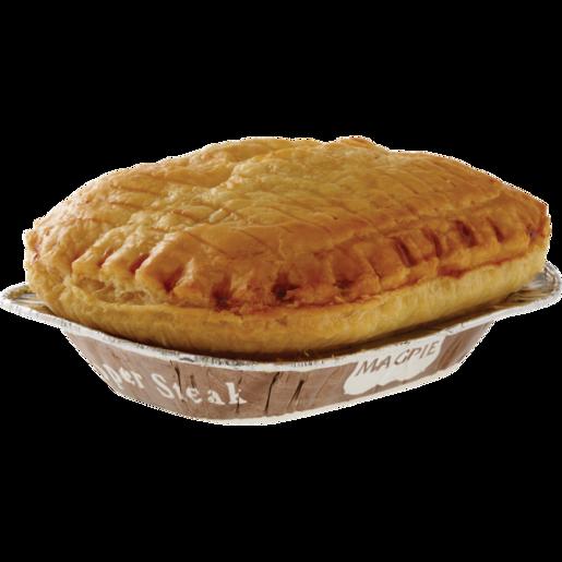 Magpie Pepper Steak Pie 200g | Frozen Pies | Frozen Pies ...