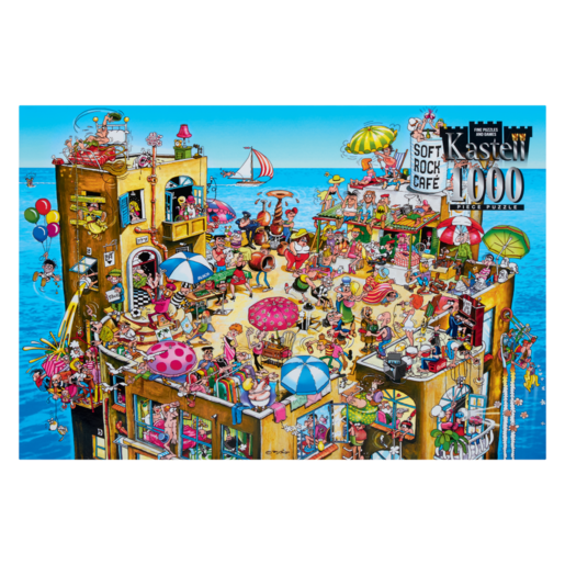 Kastell Classic Puzzles 1000 Piece