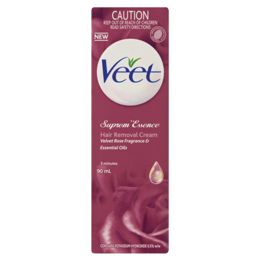 Veet Suprem Essence Hair Removal Cream 90ml