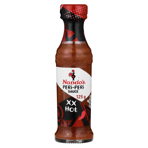 Nando's XX Hot Peri-Peri Sauce 125ml
