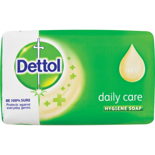 Dettol Daily Care Hygiene Soap 175g