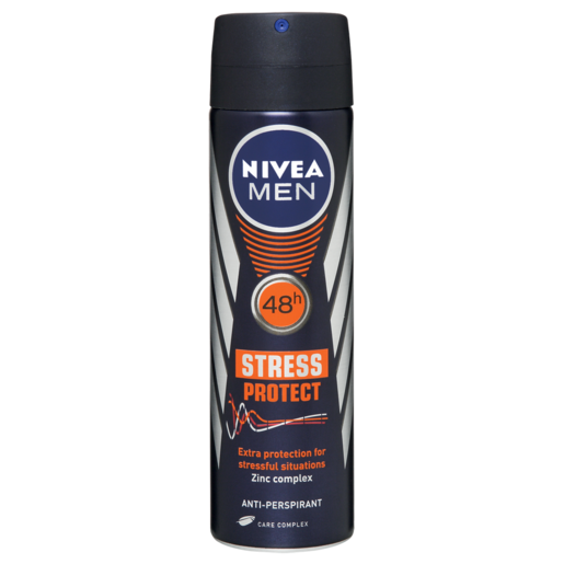 Nivea Men Stress Protect Anti-Perspirant Deodorant 150ml