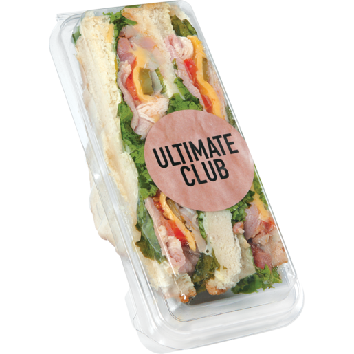 Simply Great Fresh Ultimate Club Sandwich