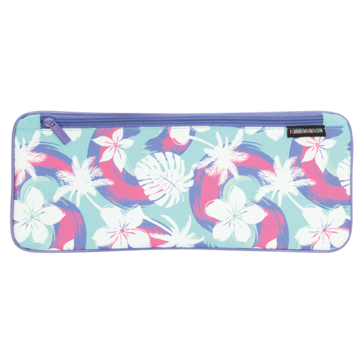 Flower Assorted Pencil Bag 33cm