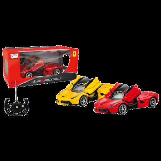 Rastar 1 14 La Ferrari Remote Control Car Remote Control Cars Cars Toys Checkers Za