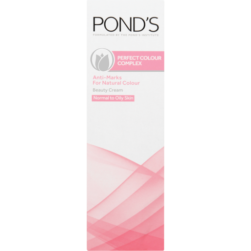 Pond's Perfect Colour Complex Normal To Oily Face Cream 20ml