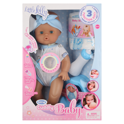 Little Lolly Interactive Doll