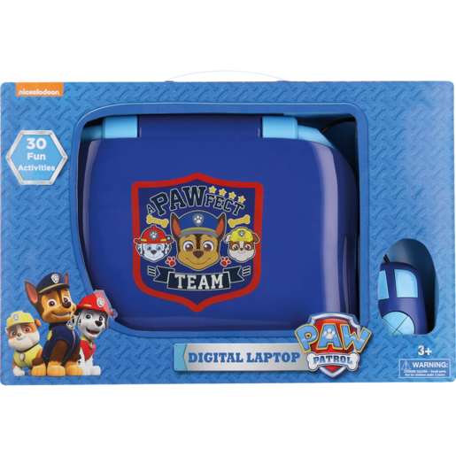 Paw Patrol Laptop With Mouse