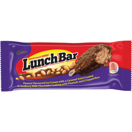 Cadbury Lunch Bar Ice Cream 100ml