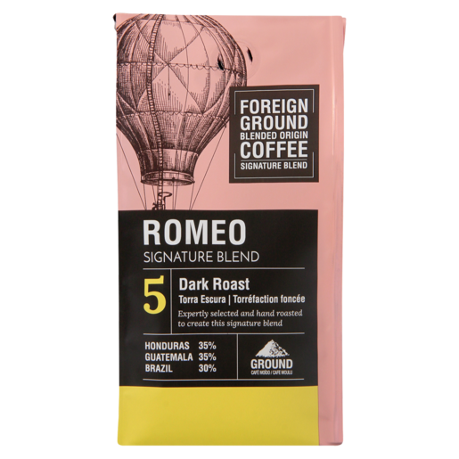 Foreign Ground Romeo Signature Blend Coffee Filter 250g