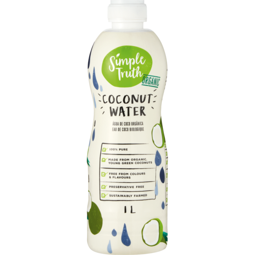 Simple Truth Coconut Water 1L