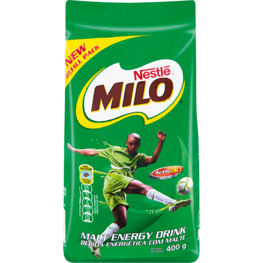 Nestlé Milo Malt Chocolate Flavoured Beverage 400g