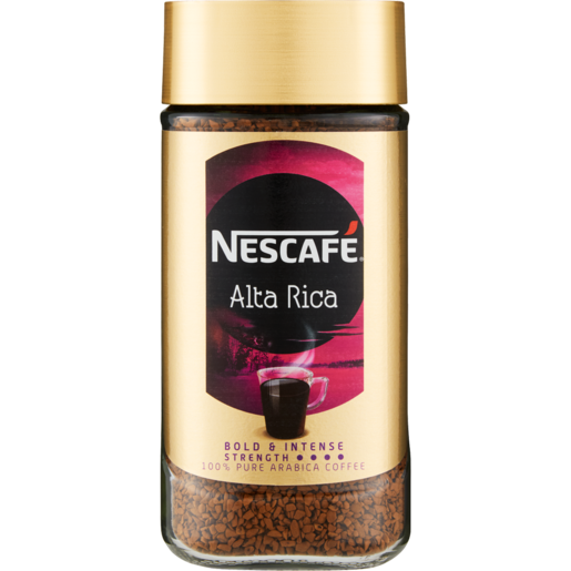 Nescafé Bold & Intense Strength Alta Rica Intant Coffee 200g