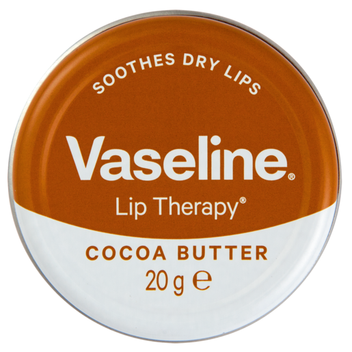 Vaseline Cocoa Butter Scented Lip Therapy Balm 20g