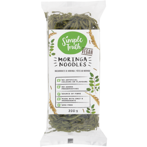 Simple Truth Moringa Noodles 500g