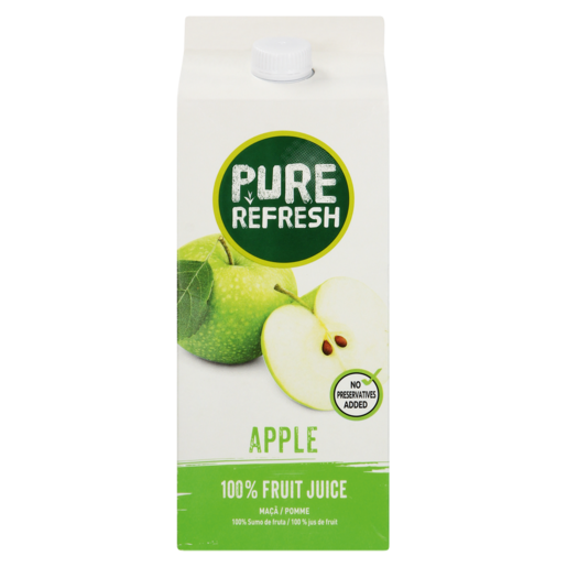 Pure Refresh Apple Fruit Juice Blend 2L