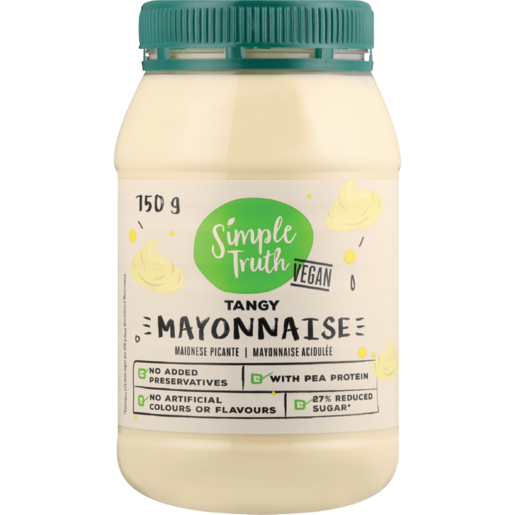 Simple Truth Tangy Mayonnaise 750g