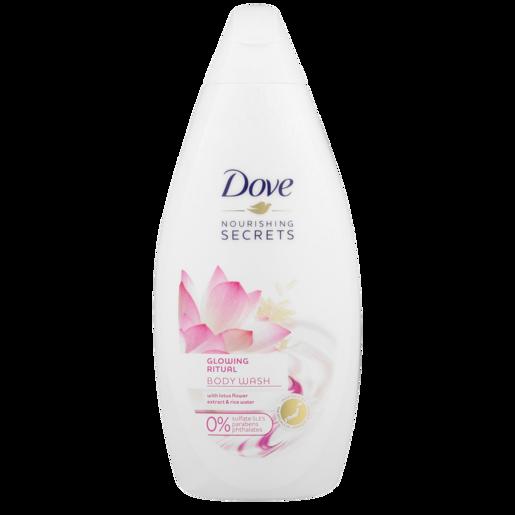 Dove Nourishing Secret Glowing Ritual Body Wash 500ml Shower Gel Bath Shower Soap Health Beauty All Departments Checkers Za Site